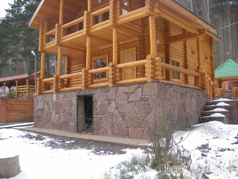 Натуральный фасадный облицовочный камень для фасадов цоколей заборов дорожек по цене 700₽ - Облицовочный камень, фото 0