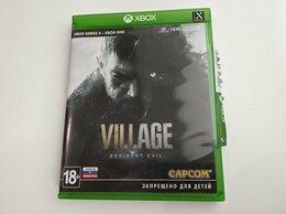 Игры для приставок и ПК - Resident evil: Village Xbox, 0