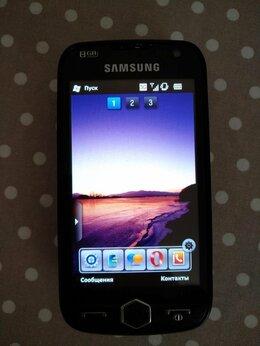 Мобильные телефоны - Телефон samsung-самсунг GT-i8000 супер аккумулятор, 0