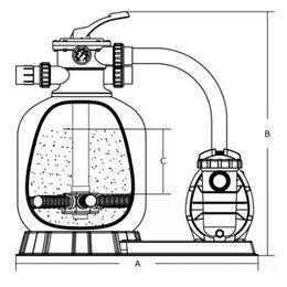 Фильтры, насосы и хлоргенераторы - Система водоочистки, 0