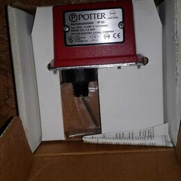 Прочие датчики, считыватели и преобразователи - Cигнализатор давления POTTER PS10-2, 0