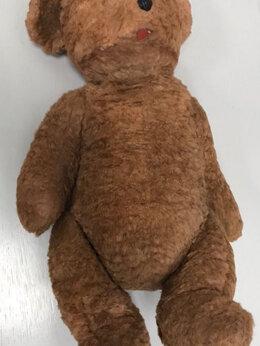 Фигурки и наборы - Старинный плюшевый медведь, 0