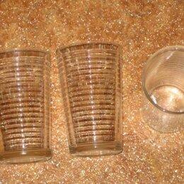 Бокалы и стаканы - Стаканы 3 шт, 0