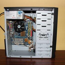 Настольные компьютеры - Core 2 Duo E4600 / 4 Гб / 250 Гб / 450 Вт, 0