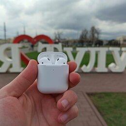 Наушники и Bluetooth-гарнитуры - Airpods 2 lux, 0