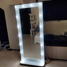 Зеркала - Напольное зеркало гримера, 0