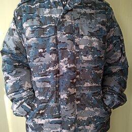 Одежда и аксессуары - Куртка бушлат военный цифра зима, 0
