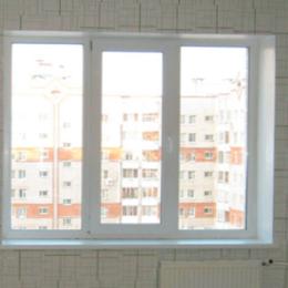 Окна - Окно из пластика под ключ, 0
