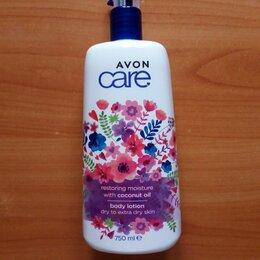 Кремы и лосьоны - Лосьон для тела восстанавливающий с маслом кокоса 750мл Avon Care, 0