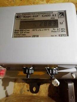 Счётчики газа - Счетчик газа 01Р-G400 А1, 0