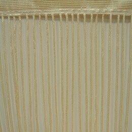 Шторы - 4мм Веревочные шторы Vershtor большой плотности 3х3, 0