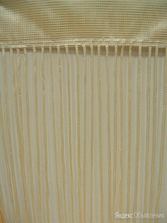 4мм Веревочные шторы Vershtor большой плотности 3х3 по цене 5000₽ - Шторы, фото 0