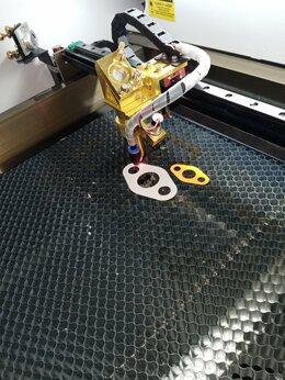 Производственно-техническое оборудование - Промышленные прокладки под заказ оперативно…, 0