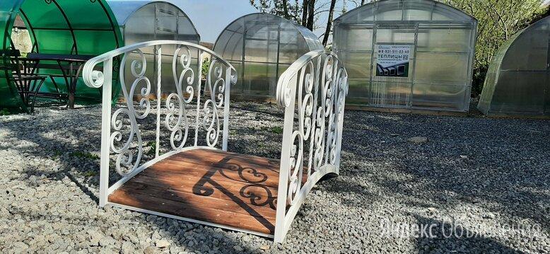 Мостик садовый по цене 15000₽ - Садовые фигуры и цветочницы, фото 0