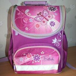 Рюкзаки, ранцы, сумки - Школьный рюкзак для девочки, 0