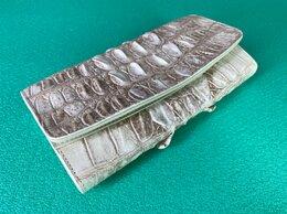 Кошельки - Кошелек женский из кожи сиамского крокодила, 0