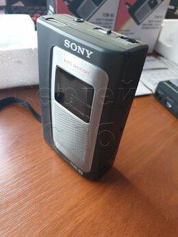 Музыкальные центры,  магнитофоны, магнитолы - Sony TCM-83 Кассетный плеер с диктофоном, 0