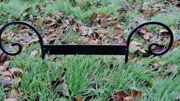 Садовые фигуры и цветочницы - Чистилка для обуви, уличная, 0