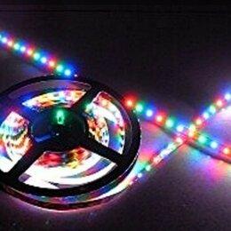 Интерьерная подсветка - Светодиодная лента с пультом, диод 5050, 30 диодов на метр, RGB30-2, 0