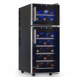 Винные шкафы - Винный шкаф Cold Vine C21-TBF2, 0