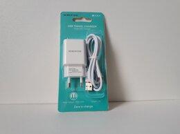 Зарядные устройства и адаптеры - Адаптер питания + кабель Тайп си, 0