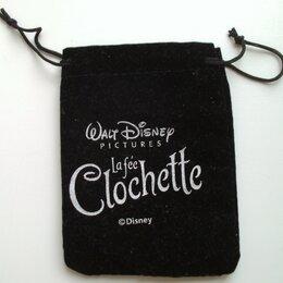 Подарочная упаковка - Подарочный мешочек для украшений черный Disney, 0