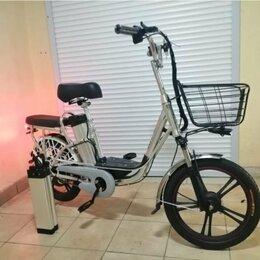 Мото- и электротранспорт - Электровелосипед Minako V8 Pro, 0