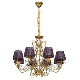 Люстры и потолочные светильники - Подвесная люстра Chiaro Валенсия 4 299011508, 0
