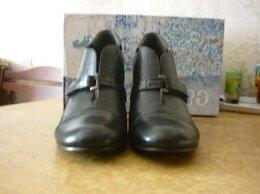 Туфли - Туфли женские демисезонные ... черные, 0