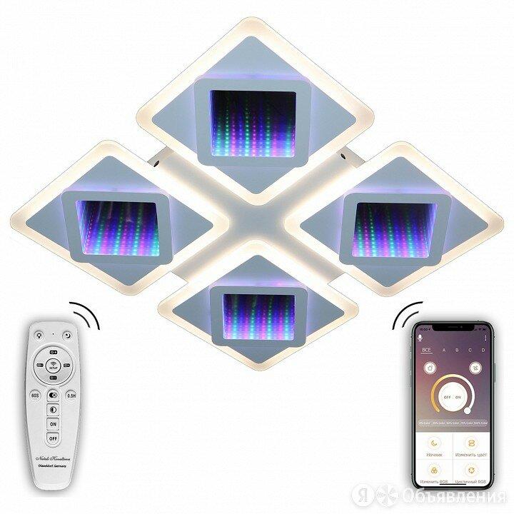 Накладной светильник Natali Kovaltseva LED LAMPS LED LAMPS 81089 по цене 17501₽ - Бра и настенные светильники, фото 0