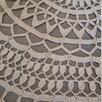 Скатерть салфетка 85 см ручная работа по цене 4000₽ - Скатерти и салфетки, фото 3