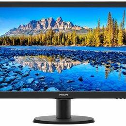 Настольные компьютеры - Core i3-7100 + ЖК 24' Philips Новый комплект, 0