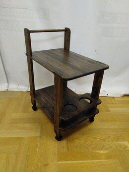 Столы и столики - Столик журнальный сервировочный, 0