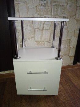 Стеллажи и этажерки - Этажерка с двумя ящиками, 0