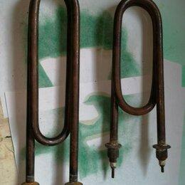 Обогреватели - Тэн водяной, трубчатый 4 кВт и 5 квт, 0