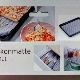 Аксессуары для готовки - Силиконовый коврик Tchibo многофункциональный., 0