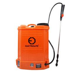 Электрические и бензиновые опрыскиватели - Опрыскиватель аккумуляторный ELECTROLITE BS-12, 0