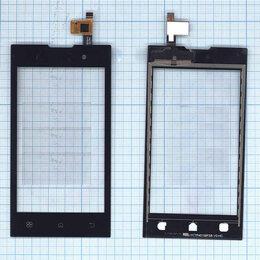 Дисплеи и тачскрины - Сенсорное стекло (тачскрин) для ZTE V815W v2…, 0