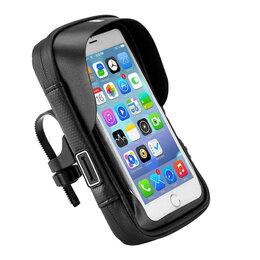 Держатели для мобильных устройств - Держатель-чехол на руль (кронштейн), для телефона, 0