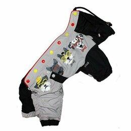 Одежда и обувь - дождевик для собаки теплый комбинезон для собаки, 0