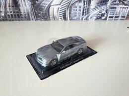 Модели - Суперкары №58 Chevrolet Camaro SS 1/43 ДеАгостини, 0