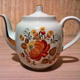 Заварочные чайники - Заварочный чайник керамический 950мл, НОВЫЙ., 0