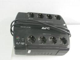 Источники бесперебойного питания, сетевые фильтры - ИБП APC Back-UPS ES 700 (евророзетки) без батареи, 0