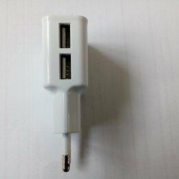 Зарядные устройства и адаптеры - Сетевое зарядное устройство REDLINE NT-2A, 2xUSB, 2.1A, 0