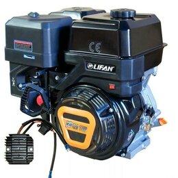 Двигатели - Двигатель 17 л.с. Lifan KP420 190F-2T 3A, 0