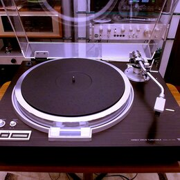 Проигрыватели виниловых дисков - Проигрыватель винила TRIO / KENWOOD KP-5050, 0