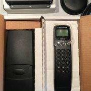 Спутниковые телефоны - Автомобильный спутниковый телефон системы Иридиум -  Моторола 9520, 0