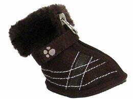 Одежда и обувь - Зимние ботинки для собаки, 0