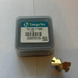 """Измерительные инструменты и приборы - Продадим твёрдосплавные сменные головки """"TaeguTec"""" тип TCD., 0"""