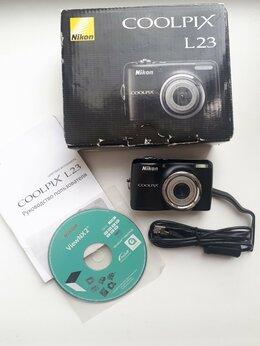 Фотоаппараты - Цифровой фотоаппарат Nikon CoolPix L23, 0